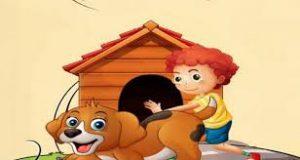 قصص اطفال مفيدة وقصيرة قصة الكنز والكلب الوفي