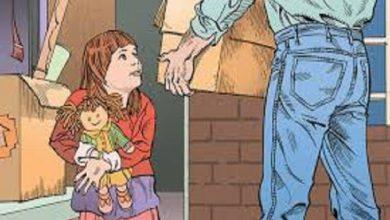Photo of قصة الأب الذي أراد أن يتخلص من ابنته الوحيدة