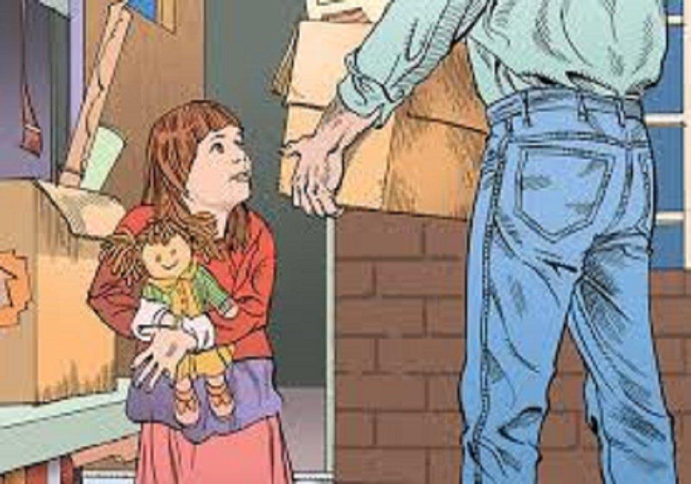 قصة الأب الذي أراد أن يتخلص من ابنته الوحيدة