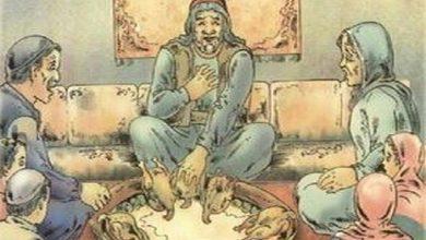 Photo of قصة الأعرابي وقسمة الدجاج