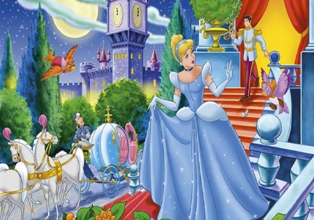 قصة الأميرة وفردة الحذاء