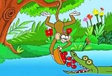 Photo of قصة التمساح الأحمق