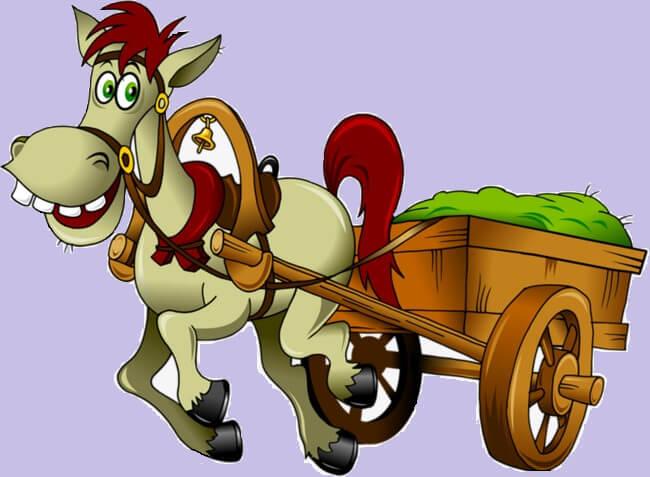 قصة الحصان أبو الوفا