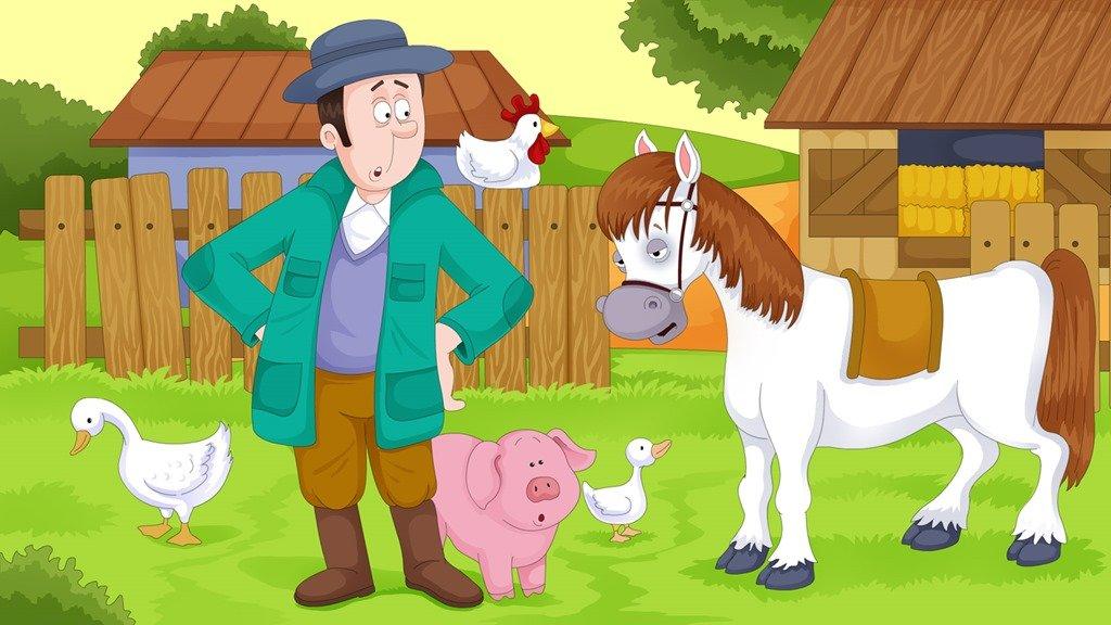 قصة الحصان الأعور