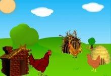 Photo of قصة الدجاجات الثلاثة الصغار