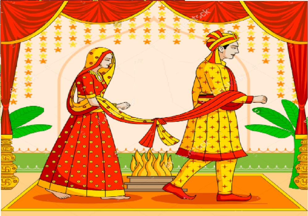 قصة الزوج المربوط