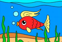 Photo of قصة السمكة الصغيرة (بينو)
