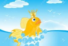 Photo of قصة السمكة الفضية والذهبية