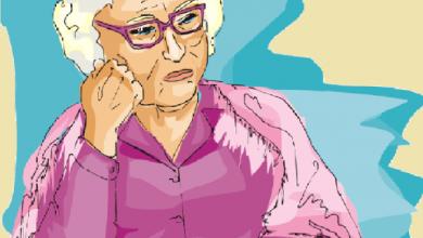 Photo of قصة السيدة العجوز