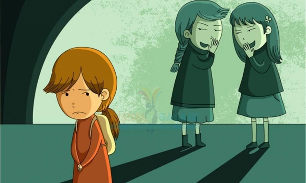 قصة الفتاة الفقيرة في المدرسة