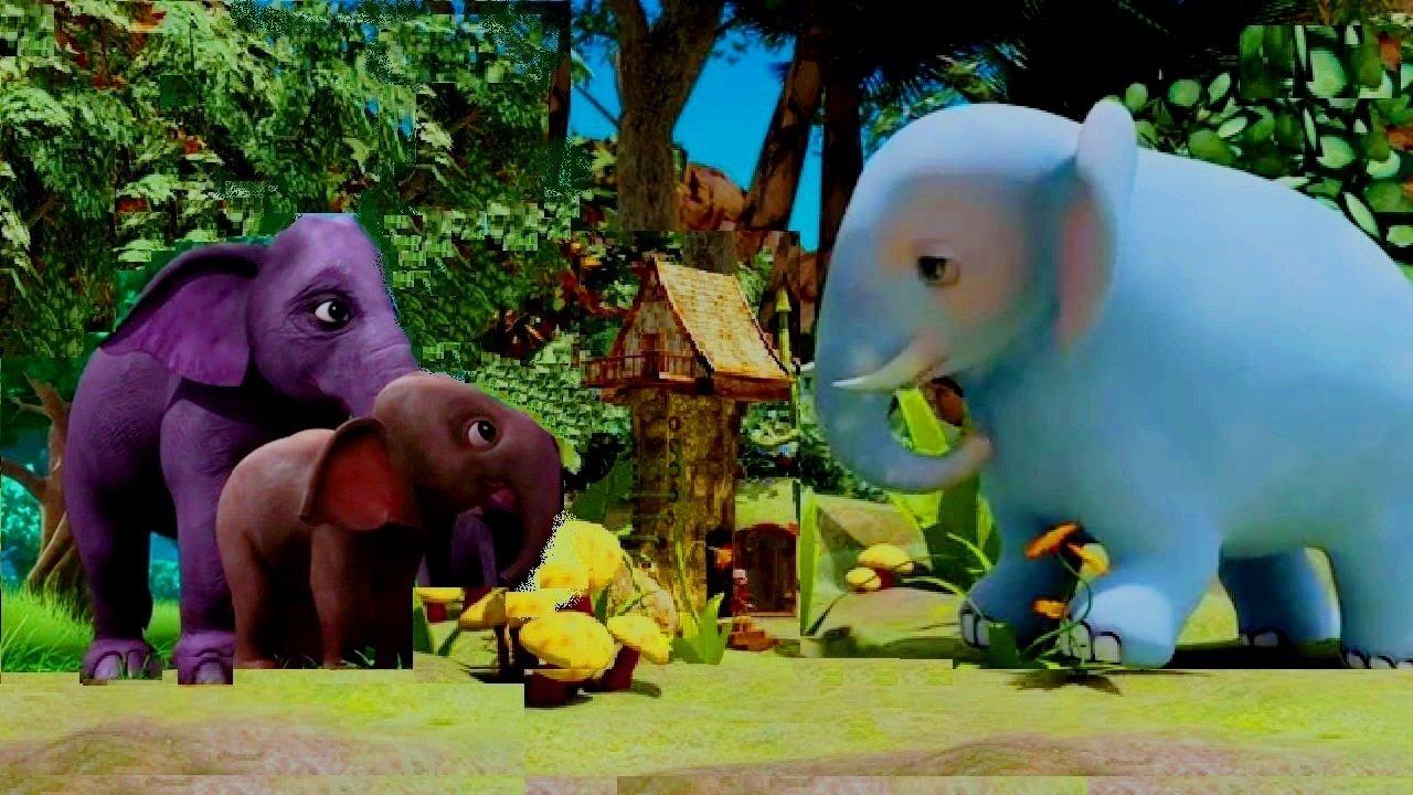 قصة الفيل قنديل