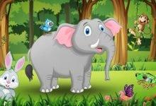 Photo of قصة الفيل والأصدقاء
