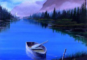قصة القارب العجيب