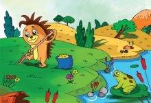 Photo of قصة القنفذ وحيوانات الغابة