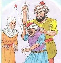 Photo of قصة المرأة العجوز واللص
