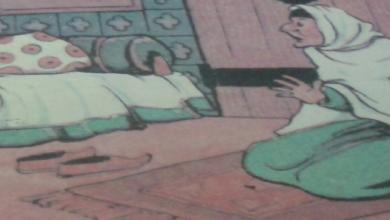 Photo of قصة المرأة المظلومة والمأمون