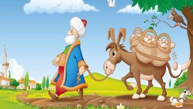 Photo of قصة المزارع و الحمار