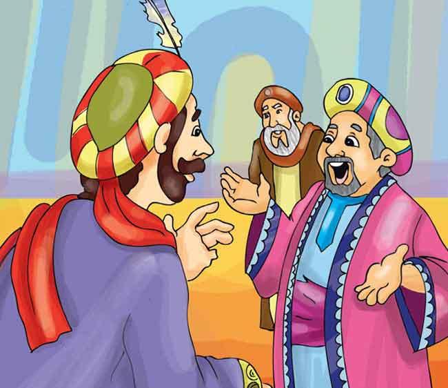 قصة الملك السمين