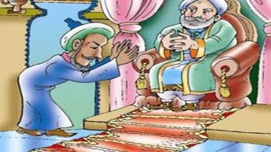 Photo of قصة الملك والخادم السعيد