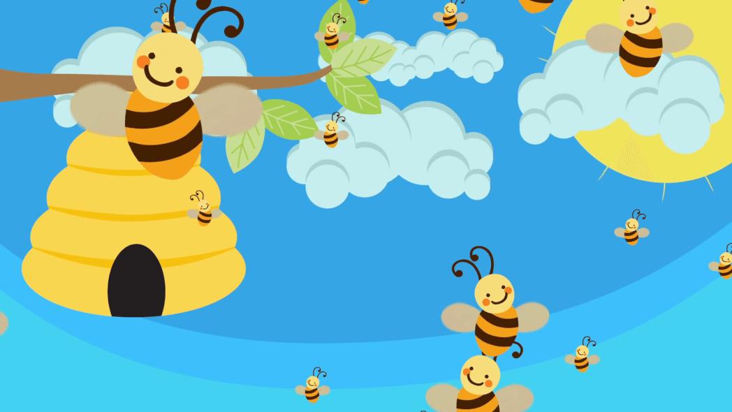 قصة النحلة العجيبة