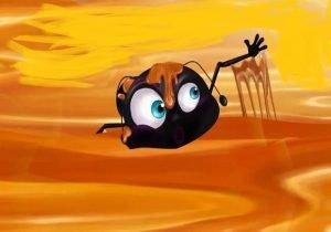 قصة النملة وقطرة العسل