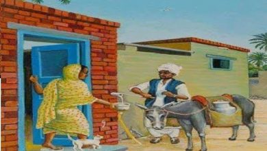 Photo of قصة بائع الحليب
