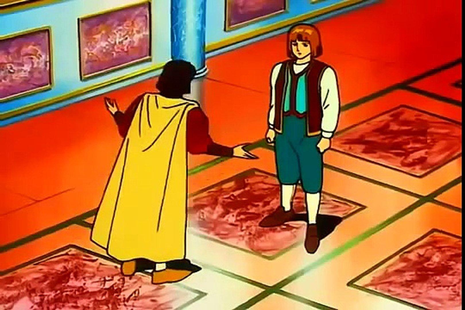 قصة تبادل الأميران