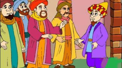 Photo of قصة جحا والحكماء الثلاثة