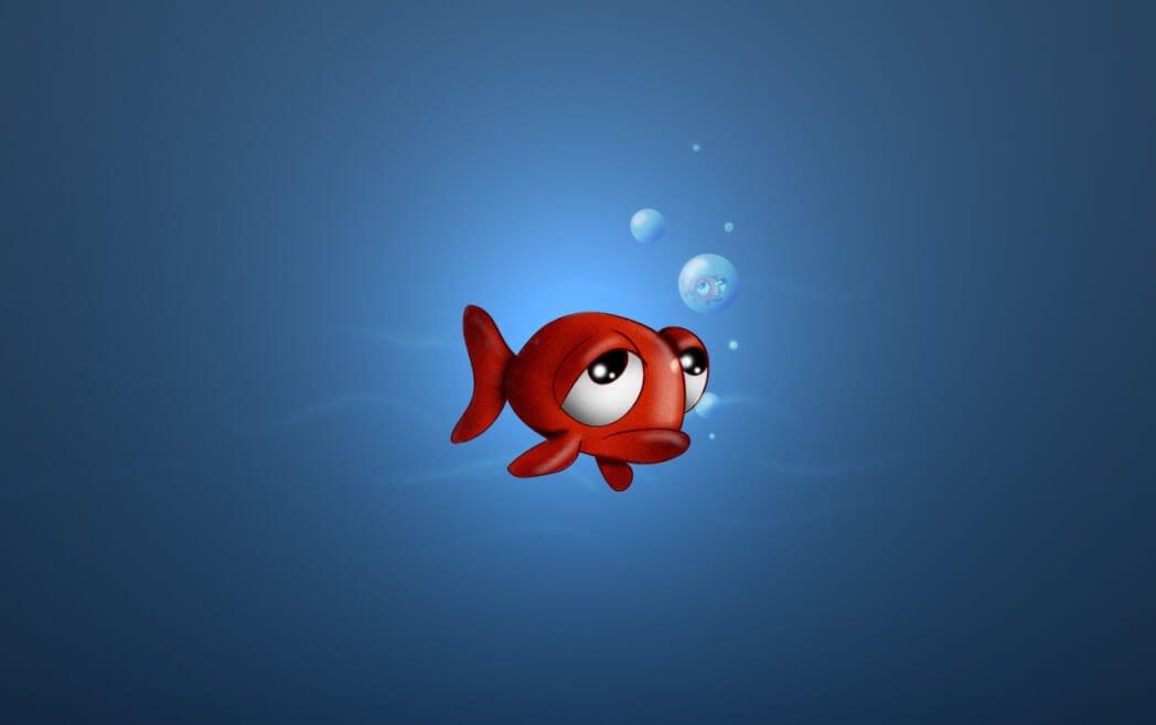قصة سمكة الجرّي وبركة كوساي