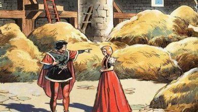Photo of قصة صانعة الخيوط الذهبية