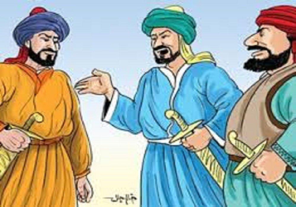 قصة طموح الأشقاء الثلاثة