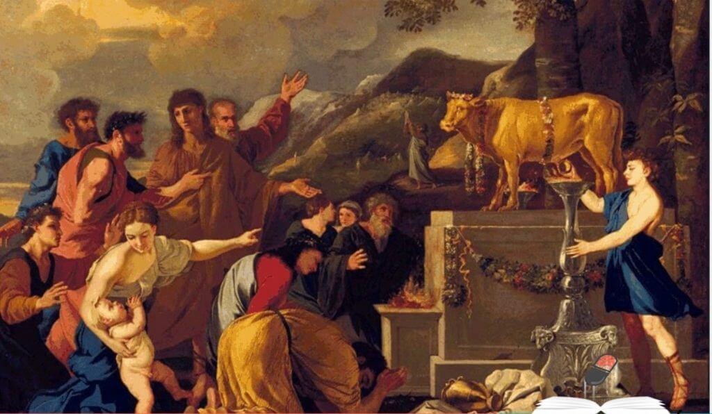 قصة عجل السامري