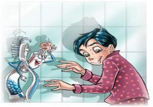 قصة عدنان وجراثيم الأسنان