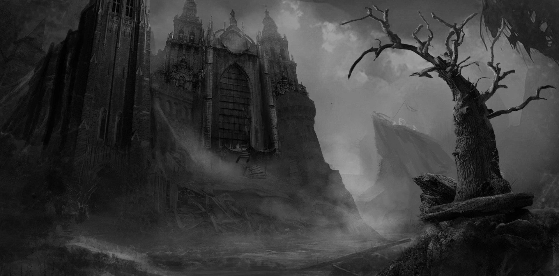 قصة عصور الظلام