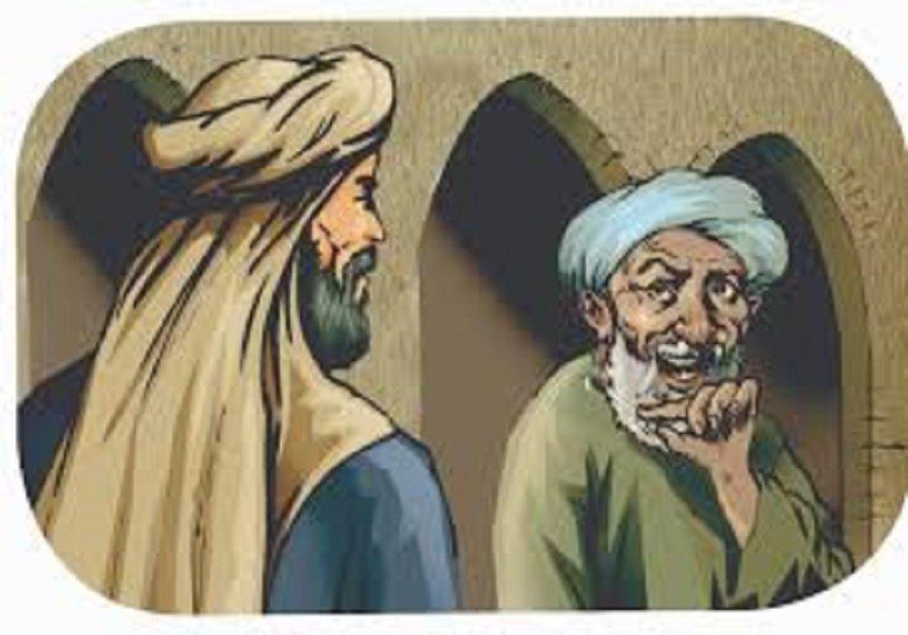 قصة عيب السلطان والشيخ حمدان