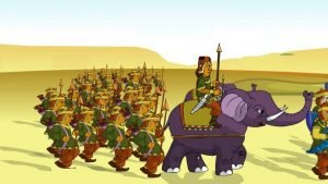 قصة فيل أبرهة
