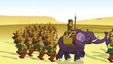 Photo of قصة فيل أبرهة