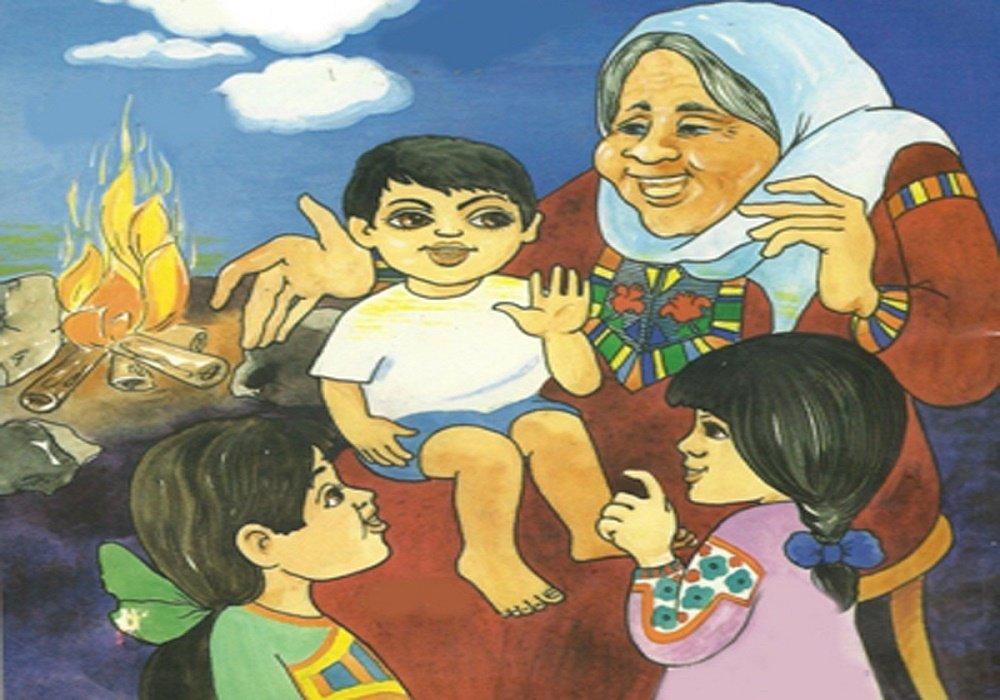 قصة لغز الجدة