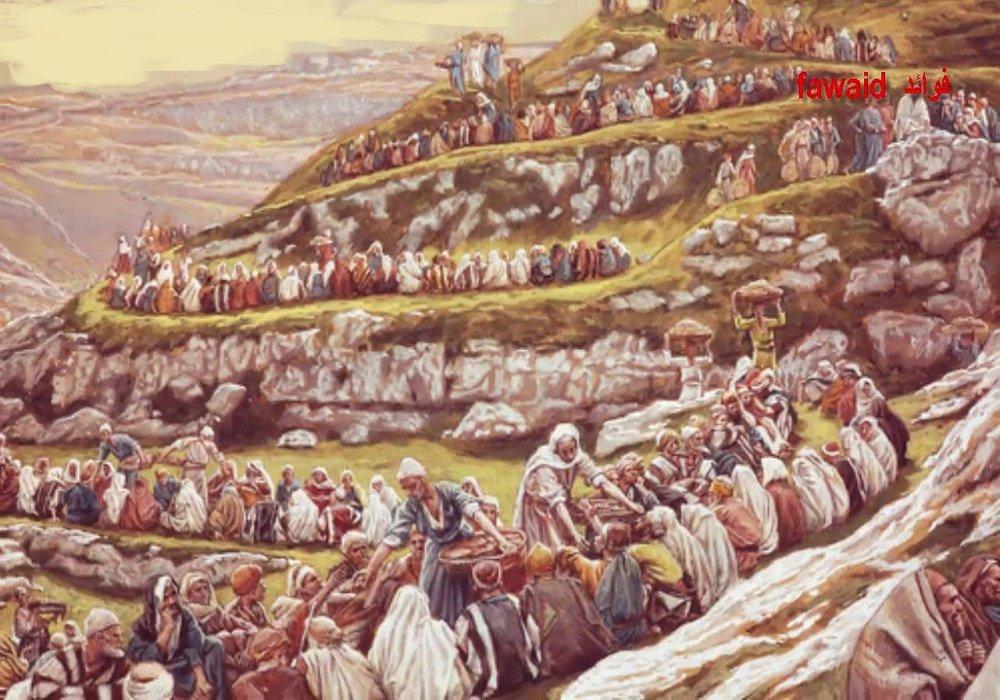 قصة مائدة عيسى عليه السلام