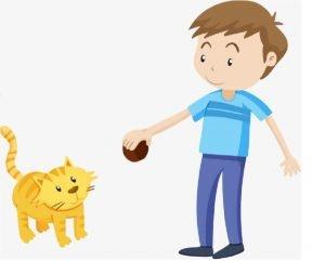 قصة ماجد والقط الشجاع