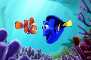 قصة مغامرة السمكة الصغيرة