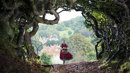 """قصص أطفال في الغابة """"الفتاة وشيطانا الغابة المهجورة"""""""