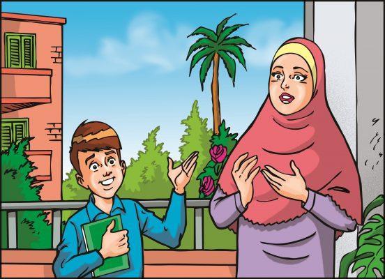 قصة ياسر والصوم في رمضان